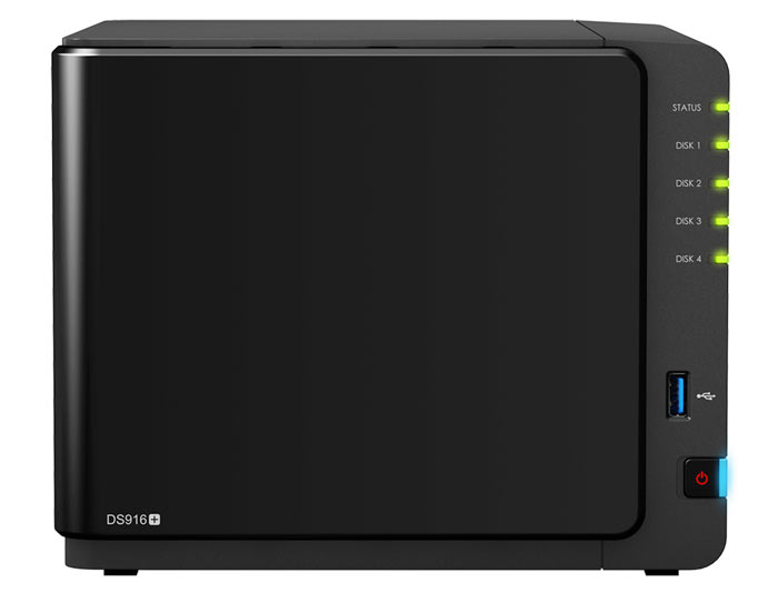 Synology Updates DiskStation NAS Offering