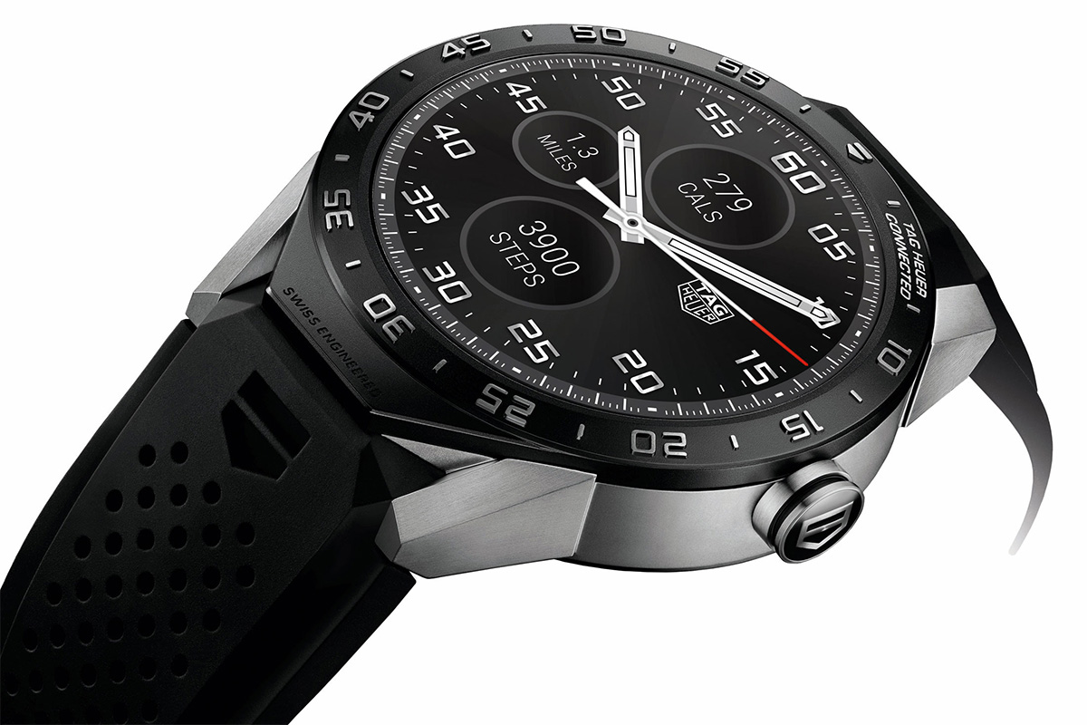 TAG Heuer Presents Connected Smartwatch