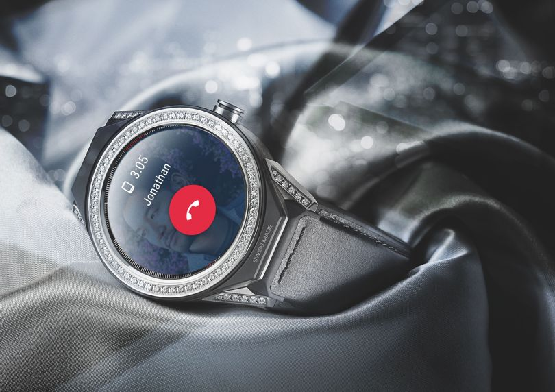 TAG Heuer Presents Modular Smartwatch