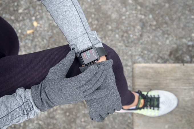 TAPS for Touchscreen-Compatible Gloves