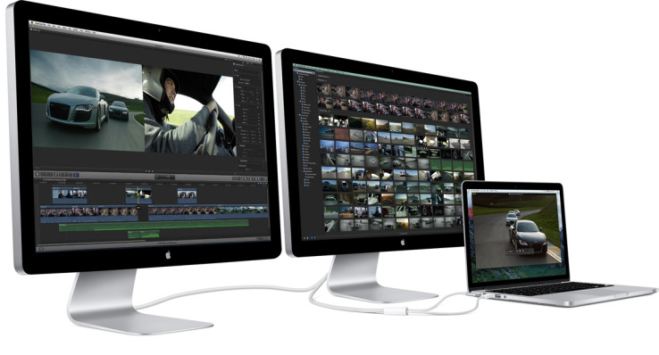 Apple Ends Thunderbolt Display