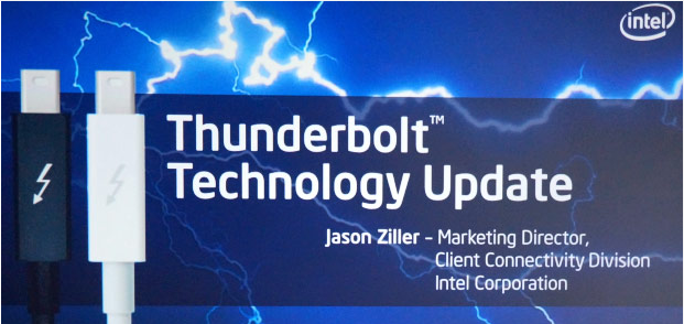 Intel Doubles Thunderbolt
