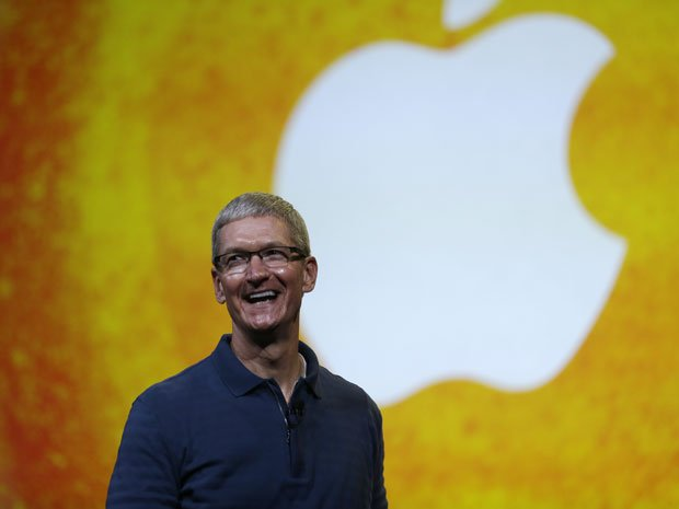 Apple Growth Slows Down