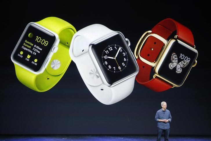 Tim Cook: Watch to