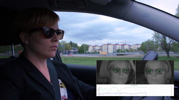 Increasing Driver Safety Via Eye Tracking