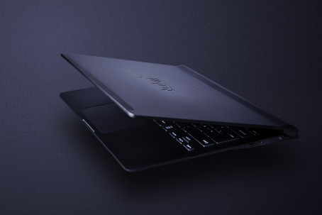 Tobii, Synaptics Eye Tracking and Touch Control in Prototype Laptop