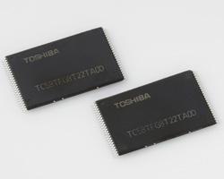 SanDisk, Toshiba Unveil 256Gb BiCS Flash