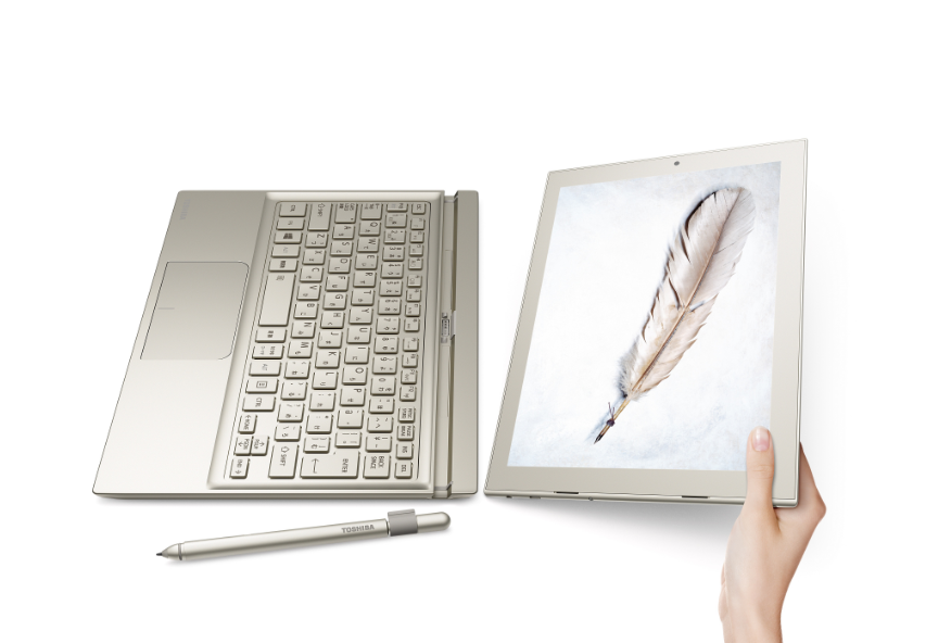 Toshiba Intros dynaPad N72