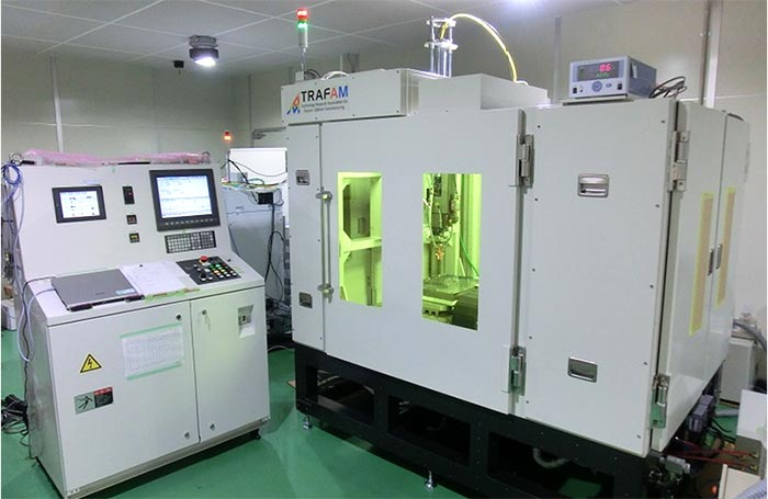 Toshiba Claims Faster 3D Metal Printer