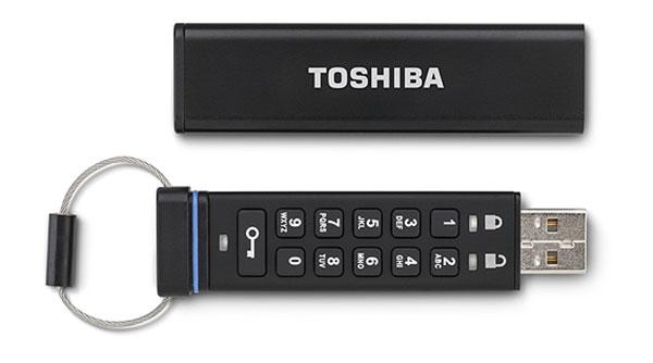 Toshiba encrypted drive