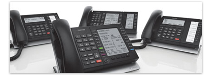 The Toshiba Cloud-Based Phone Solution