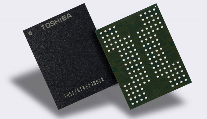 Toshiba QLC Flash