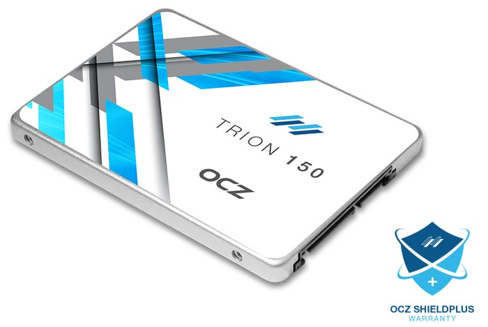 Toshiba Intros OCZ Trion 150 SSDs