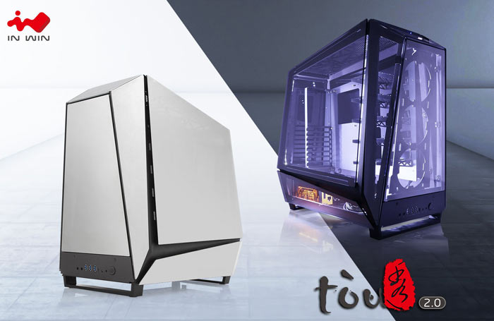 In Win Intros tòu 2.0 Chassis