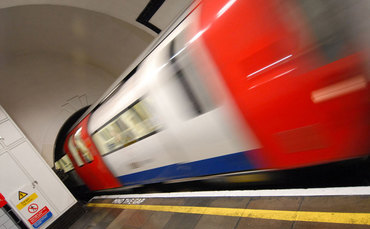 London Tube Getting Free Olympic Wifi