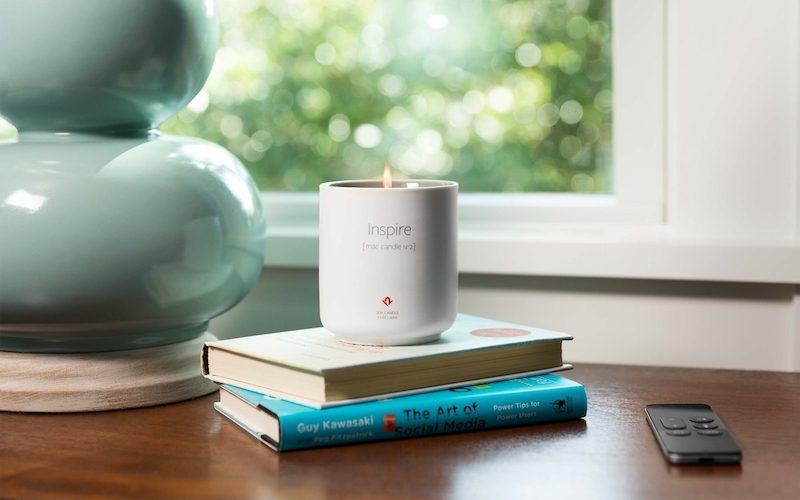 Twelve South Candle Promises to