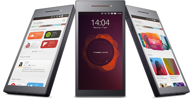 And the First Ubuntu Phone Makers Are...