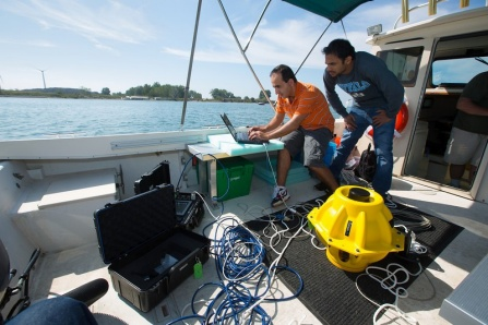 underwater modem