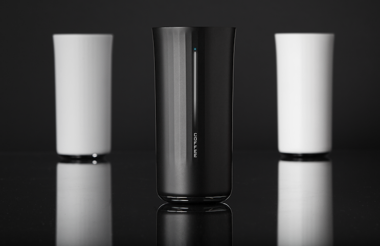 Meet the Smartphone-Connected... Cup