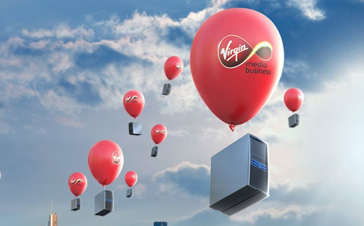 Virgin Soars Towards the Cloud