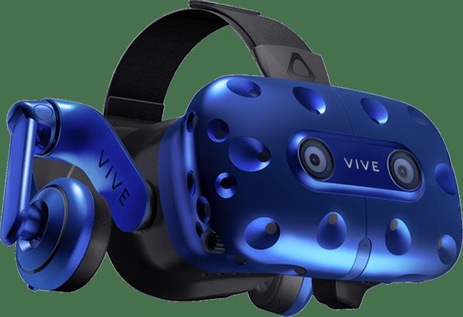 HTC Intros Vive Pro Headset