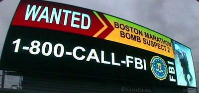 FBI Sign