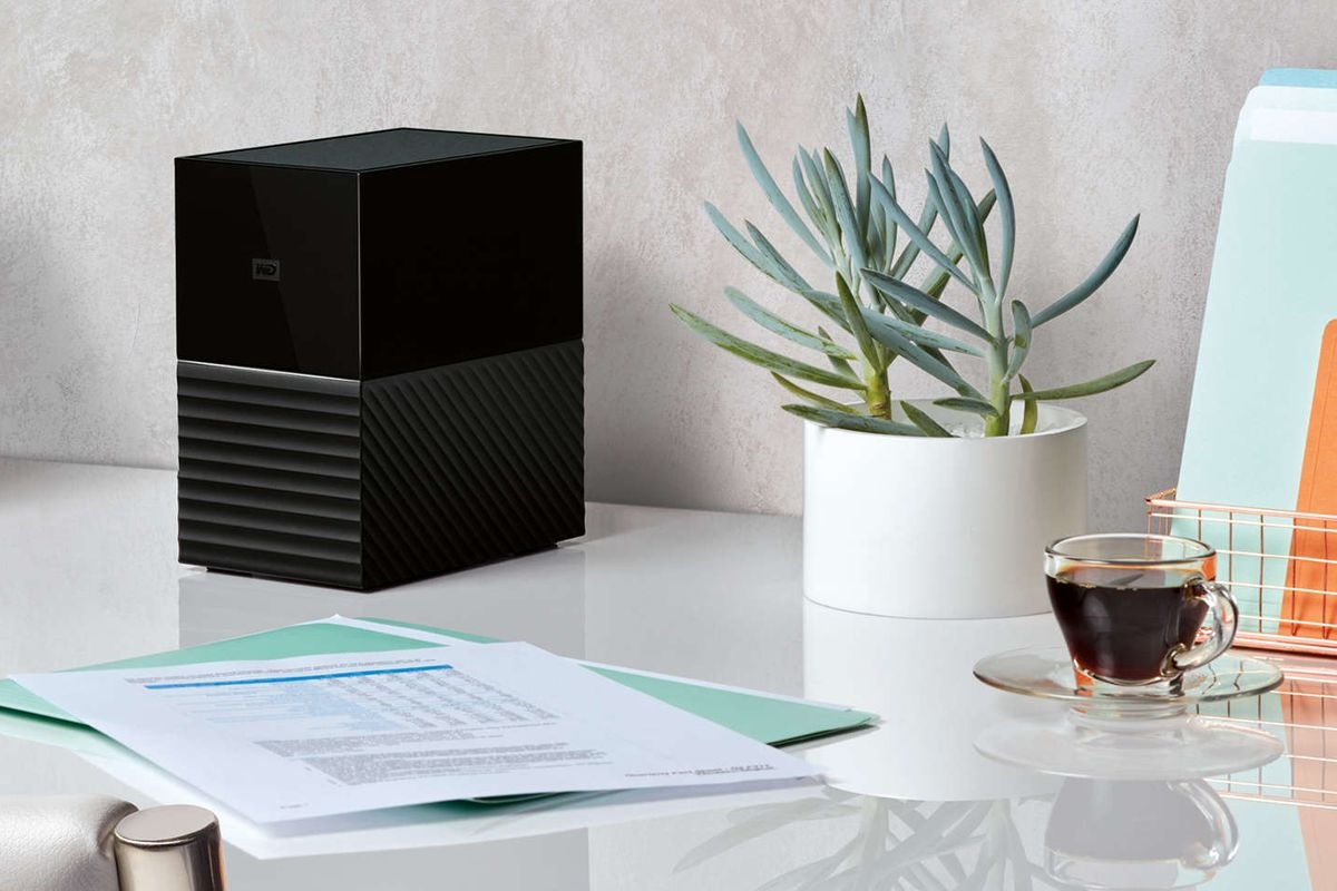 WD Offers 20TB Storage With My Book Duo