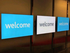 Rising Adoption of Digital Signage in Corporate Spaces