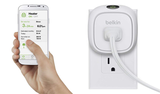 Belkin Ships WeMo Insight Switch