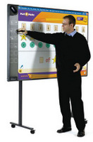 Interactive Whiteboard and Flat Panel Sales Up 20%