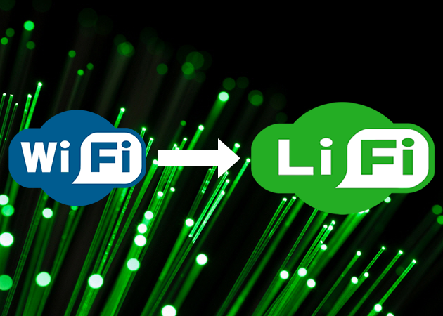 LuxLive Tests Li-Fi Networking