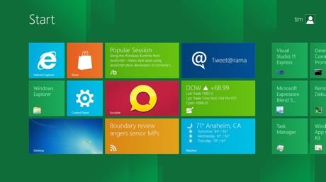 Windows 8 UI: Don't Call it