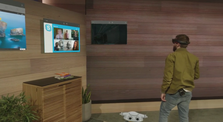 Microsoft Details Windows 10, Hololens at Build 2015