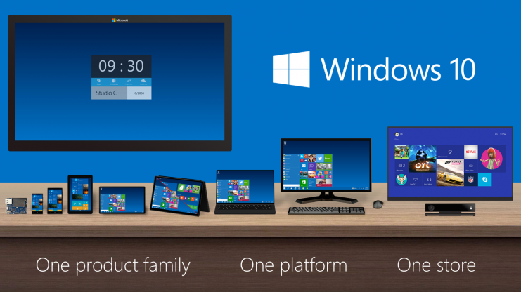 Microsoft Goes to 10 With Next Windows
