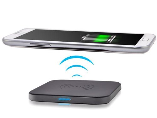 Apple Working on Wireless Charging?