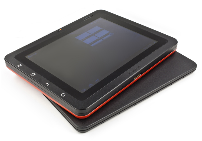 Wireless charging tablet