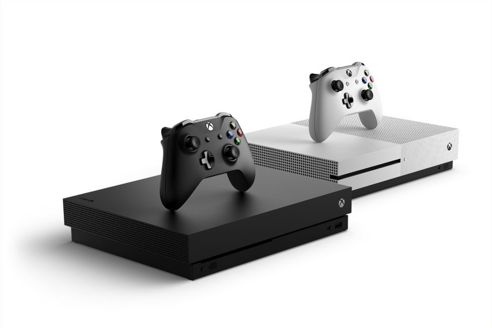 Microsoft Presents Xbox One X