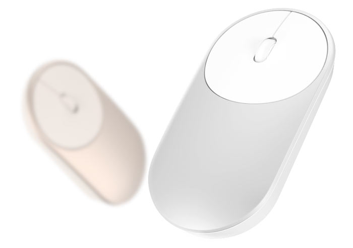 Xiaomi Presents Anodised Aluminium Mi Mouse