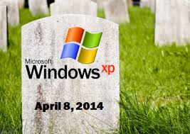 2014, the End of Windows XP