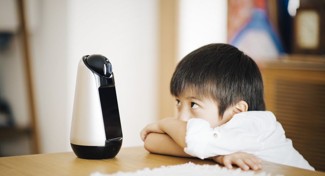 Sony Readies Robotic Smart Speaker