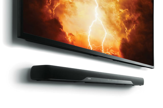 Yamaha Claims First Soundbar With DTS Virtual:X