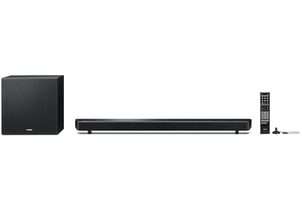 yamaha adds soundbar speaker to musiccast. Black Bedroom Furniture Sets. Home Design Ideas
