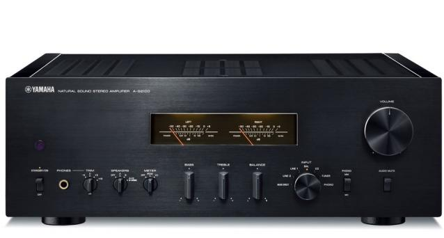 Yamaha Intros High-End Amp, Player