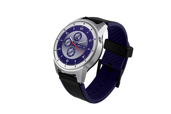 ZTE Presents Quartz Smartwatch