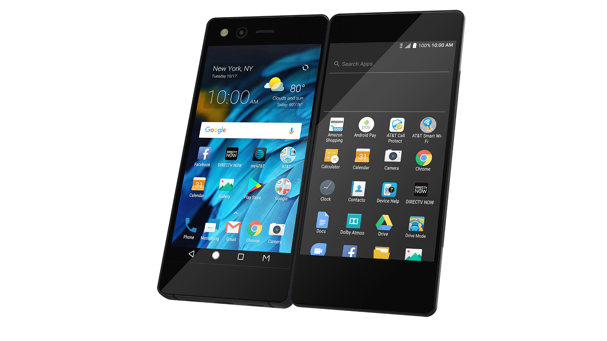 The Foldable Dual-Screen ZTE Axon M