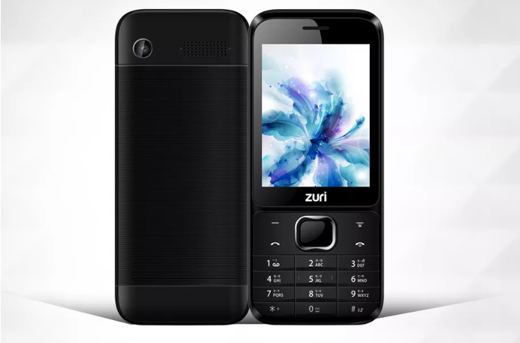 The Zuri Power Bank/Dumbphone Combo