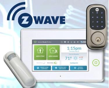 Zwave secure